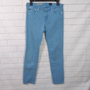 AG Adriano Goldschmied Stevie Ankle Jeans 28R Slim